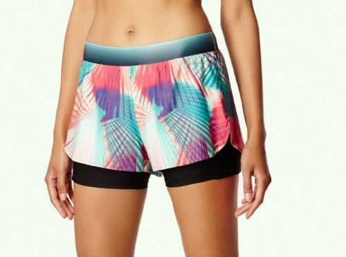 REDUCED.O'NEILL WOMENS SHORTS.ACTIVE DOUBLE SURF FITNESS GYM RUNNING SPORTS S20F